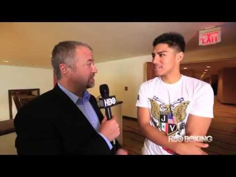 HBO Boxing News: Jessie Vargas Interview