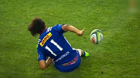Stormers 'One in a Million' Try vs Chiefs