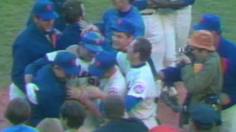 WS1969 Gm4: Gaspar scores, Mets win on error in 10th
