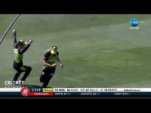 Melbourne Renegades v Sydney Thunder, WBBL|03