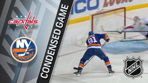 12/11/17 Condensed Game: Capitals @ Islanders