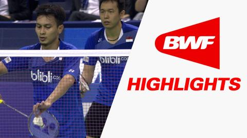 Yonex French Open 2015 | Badminton SF – Highlights