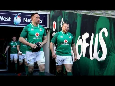 Irish Rugby TV: Jack Conan 'Can't Wait' For His Six Nations Debut