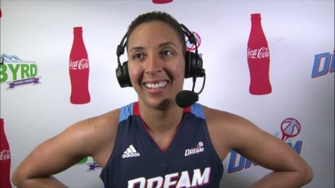 Layshia Clarendon Becomes 6th Player in WNBA History to Record Triple-Double
