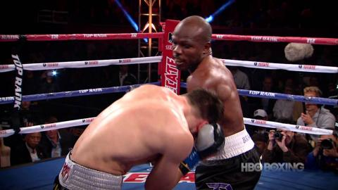 Hey Harold!: Bradley Jr. vs. Vargas (HBO Boxing)