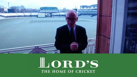 Exclusive tour of the Lord's Visitors' Dressing Room | The Lord's Tour