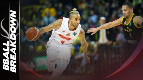 AEK vs Monaco: BCL Playoffs