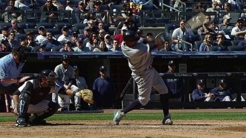 SEA@NYY: Cruz rips an RBI double to left field