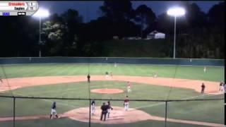 2 Faulkner Al. Vs 3 William Carey Ms. SSAC Baseball Championship