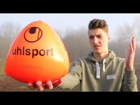 Testing an Actual 'TRIANGLE' Football!!