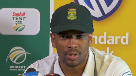 Philander snuffs out Indian resistance with triple strike