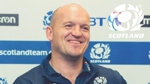 Gregor Townsend | 2017 Autumn Tests Squad Announcement