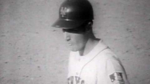 WS1969 Gm2: Weis singles in 9th to break the tie