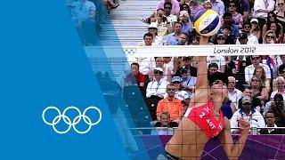 The Beach Volleyball Partnership | Making Of An Olympian