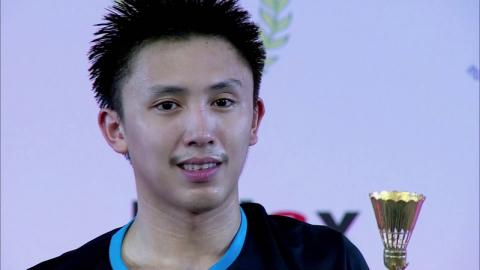 Badminton Unlimited | Tanongsak Saensomboonsuk