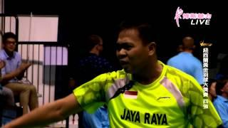 [XD] Badminton Semifinal 2015 New Zealand Open Grandprix Gold