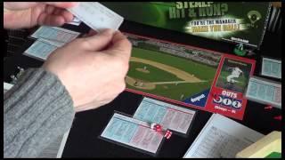 PART 4 : How To Play Strat-O-Matic Baseball - ADVANCED Baserunning