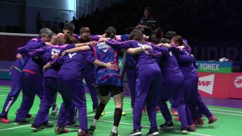 Badminton Unlimited | TOTAL BWF Sudirman Cup 2017 Wrap