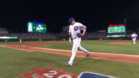 NLCS Gm4: Cahill induces groundout, escapes trouble