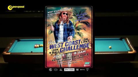 #7 Alex PAGULAYAN vs Gus BRISENO / 2017 Pro 10 Challenge