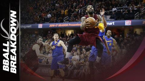 Warriors At Cavaliers: Kevin Durant vs LeBron James Christmas Day