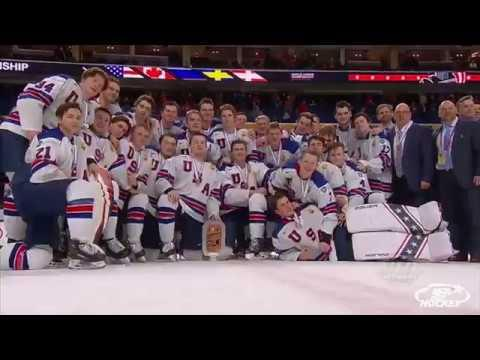2018 WJC: Team USA Reflects on Winning Bronze