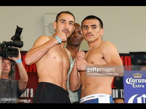 Humberto Soto-Frankie Gomez pulled off the card as Gomez fails to make weight.