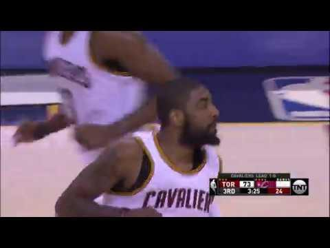LeBron James and Kyrie Irving Take Over In The Third Quarter! | May 3, 2017