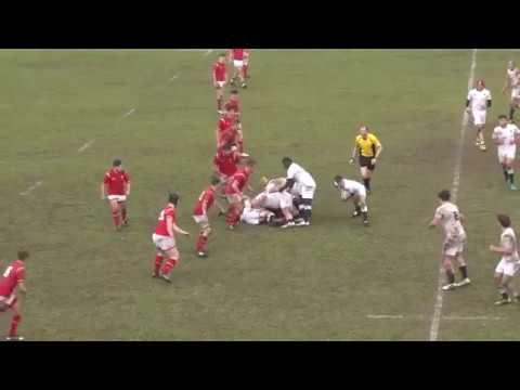 England U16 v Wales U16