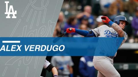 Top Prospects: Alex Verdugo, OF, Dodgers