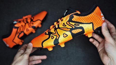 New Suarez & Bale Boots: adidas X15.1 Primeknit - Unboxing