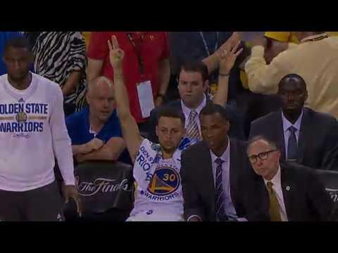Stephen Curry's Best Reactions From Game 2