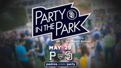 5/28/15: Party in the Park friday at PETCO Park