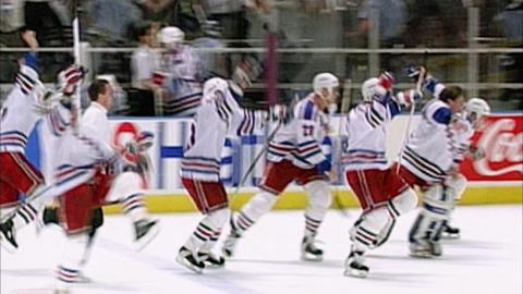 Memories: Rangers win the Stanley Cup after 54 years