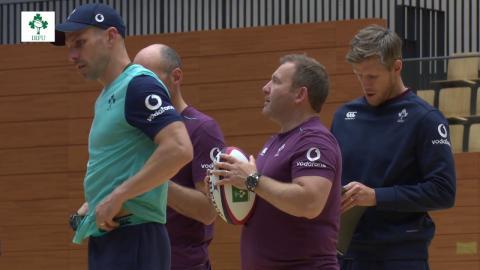 Irish Rugby TV: Richie Murphy On Ireland In Japan