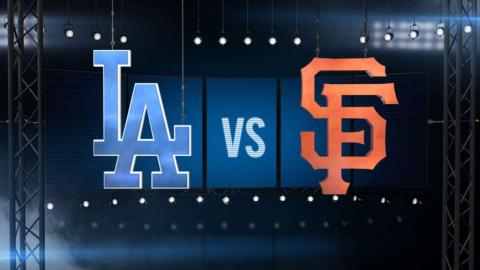 4/8/16: After Stripling's debut, Giants homer to win