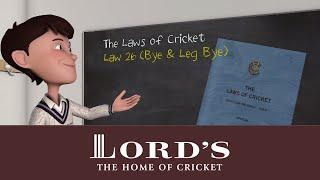 The Laws Of Cricket With Stephen Fry | Bye And Leg Bye