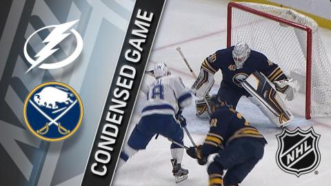 11/28/17 Condensed Game: Lightning @ Sabres