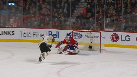 Marchand, Bruins edge Canadiens in shootout