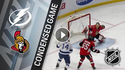 02/22/18 Condensed Game: Lightning @ Senators