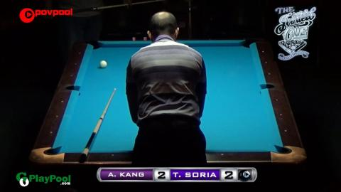 #15 • Amar KANG vs Tommy SORIA • 48th Terry Stonier 9-Ball