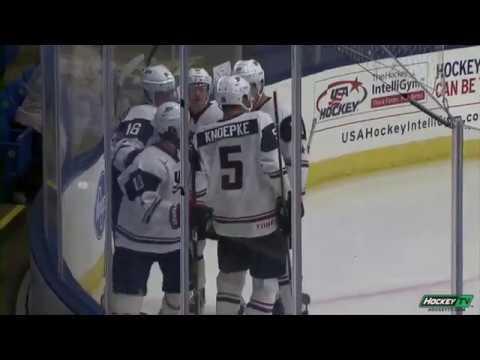 2017 WJSS Highlights: USA White 4, Finland 2