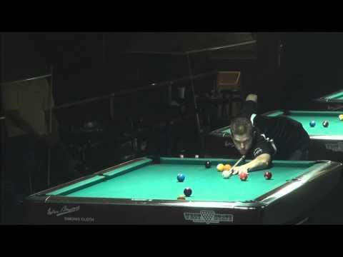 Hard Times 9 Ball - Danny Olsen vs Edgie Geronimo - March 2015
