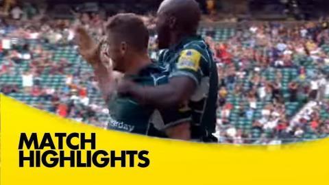London Irish v Harlequins - Aviva Premiership Rugby 2017-18