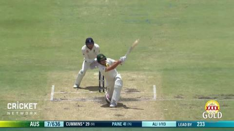 Six of the best Ashes sixes so far