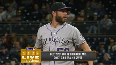 Justice on best possible landing spots for Holland