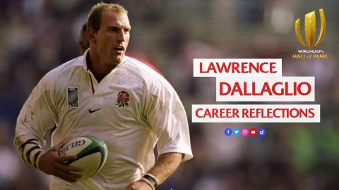 Building Lions: World Rugby Hall of Famer Lawrence Dallaglio reflects on his career