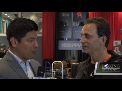 RAY FLORES CATCHES UP WITH TOM LOEFFLER