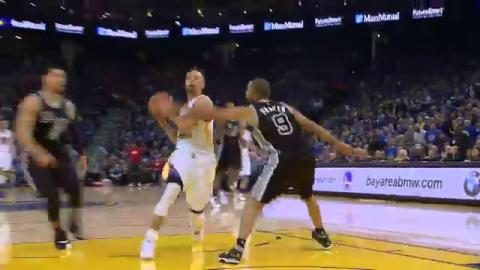 Steph Curry Drops 37 in Domination of Spurs