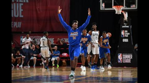 Full Highlights: Golden State Warriors vs Los Angeles Clippers , MGM Resorts NBA Summer League